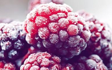 Морозильная камера для малины
